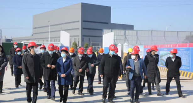 年产100万千米特种线缆的省特别重大产业项目正式复工!